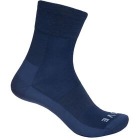 GripGrab Merino Lightweight SL Fietssokken blauw
